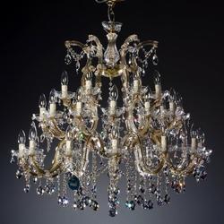Lustre-cristal-Swarovski