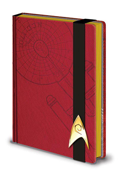 Carnet de notes Star Trek Engineering deluxe