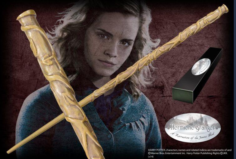 Réplique Baguette Hermione Granger officielle