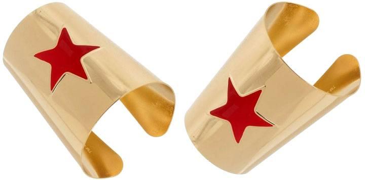 Réplique des bracelets de Wonder Woman