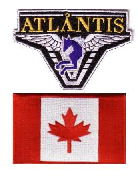 lot-ecusson-equipe-canada-stargate-atlantis