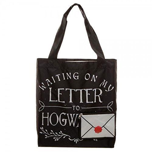 Harry potter Sac shopping lettre de poudlard