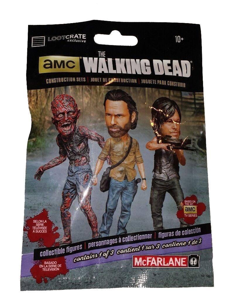 Lot 2 jeux de construction The Walking dead
