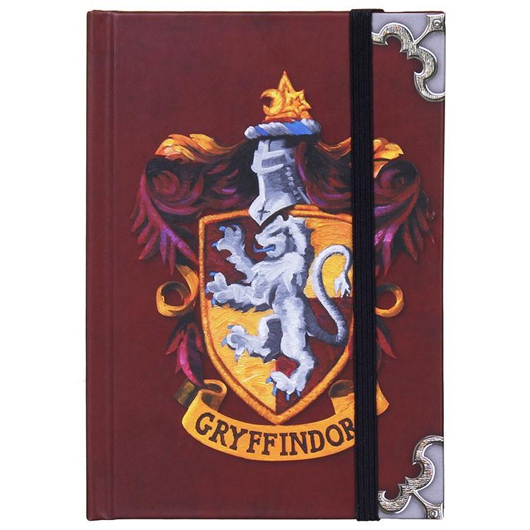 Harry potter Petit carnet de notes Gryffondor