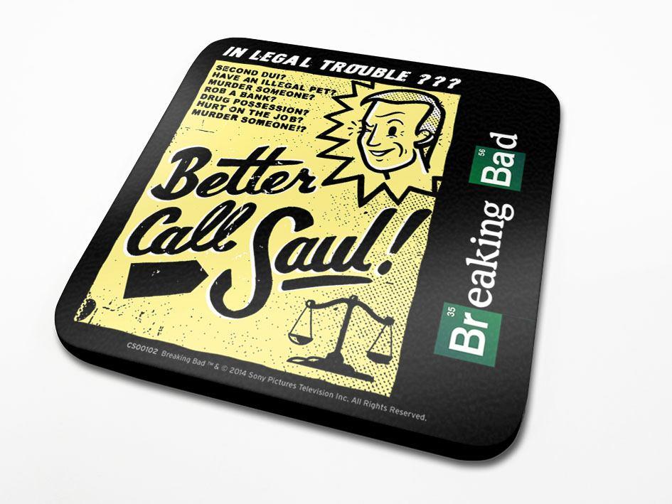 Breaking bad sous verre Better call saul