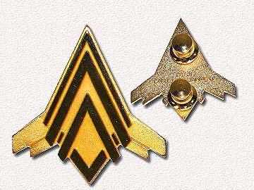 insigne-metal-pilote-viper-battlestar-galactica