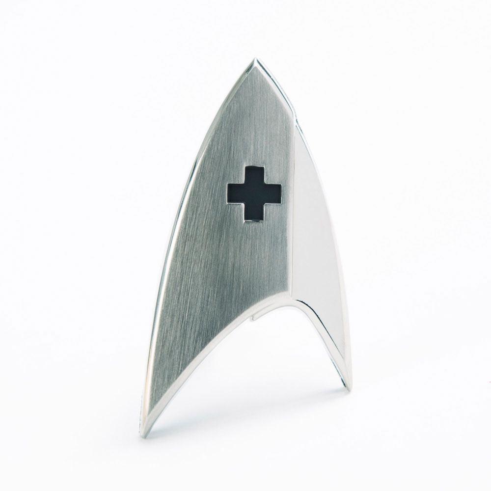 Star Trek Discovery réplique Insigne Starfleet badge équipe médicale