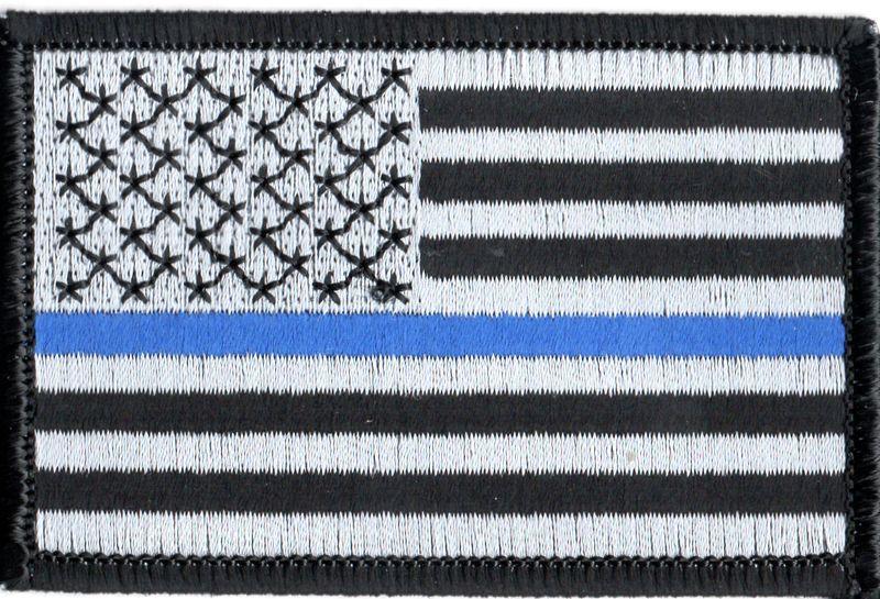 Ecusson du drapeau des Etats Unis