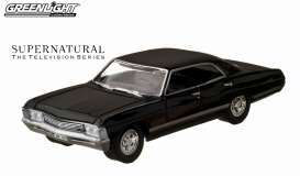Voiture Chevrolet Impala vue dans Supernatural