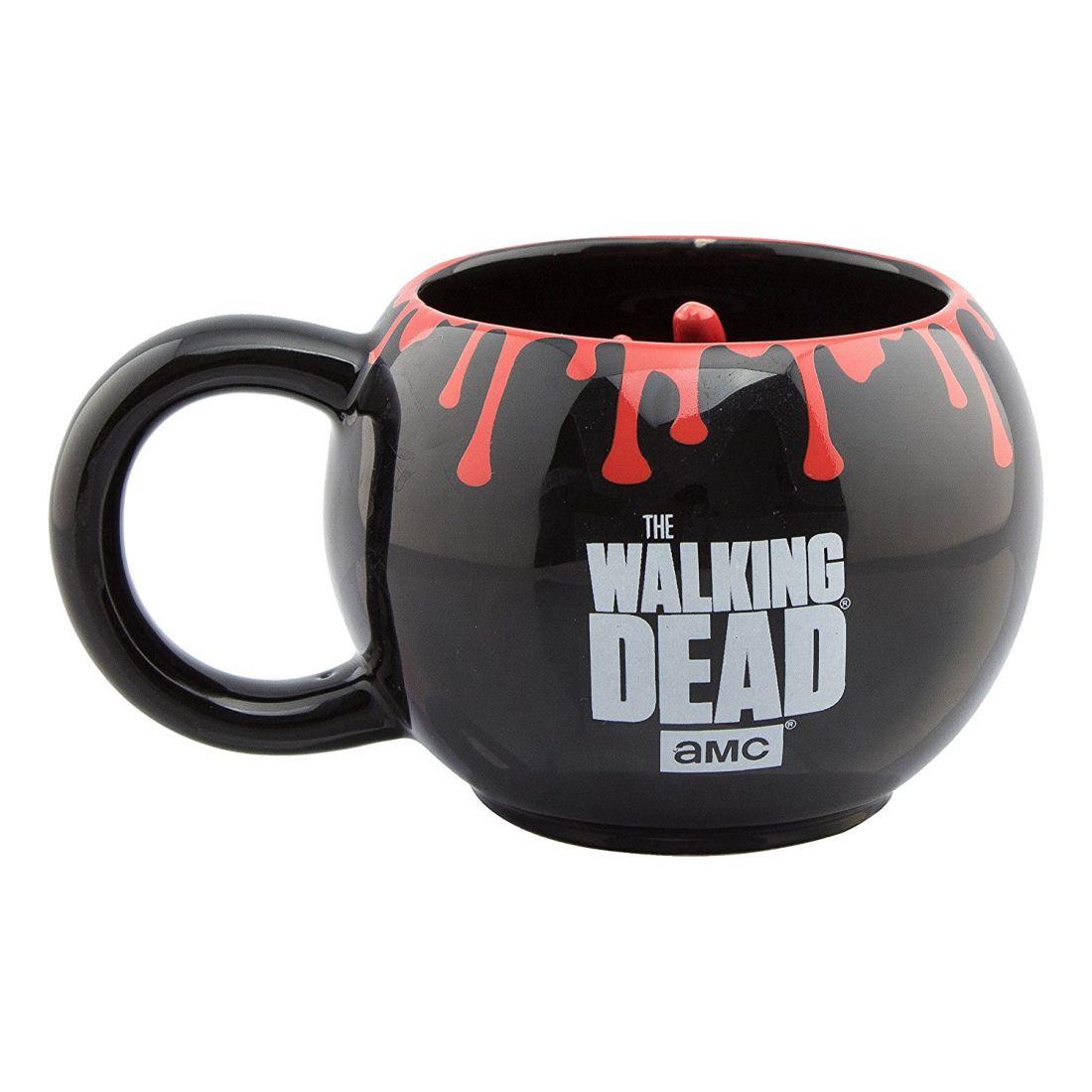 Tasse The walking dead avec main zombie