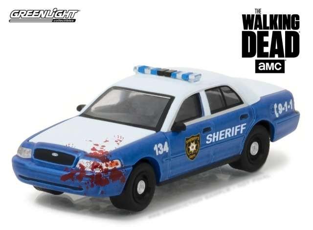 voiture-police-rick-grimes