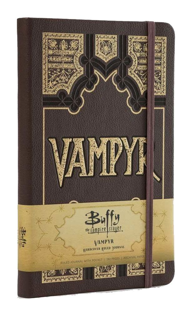 Buffy carnet de notes Vampyr