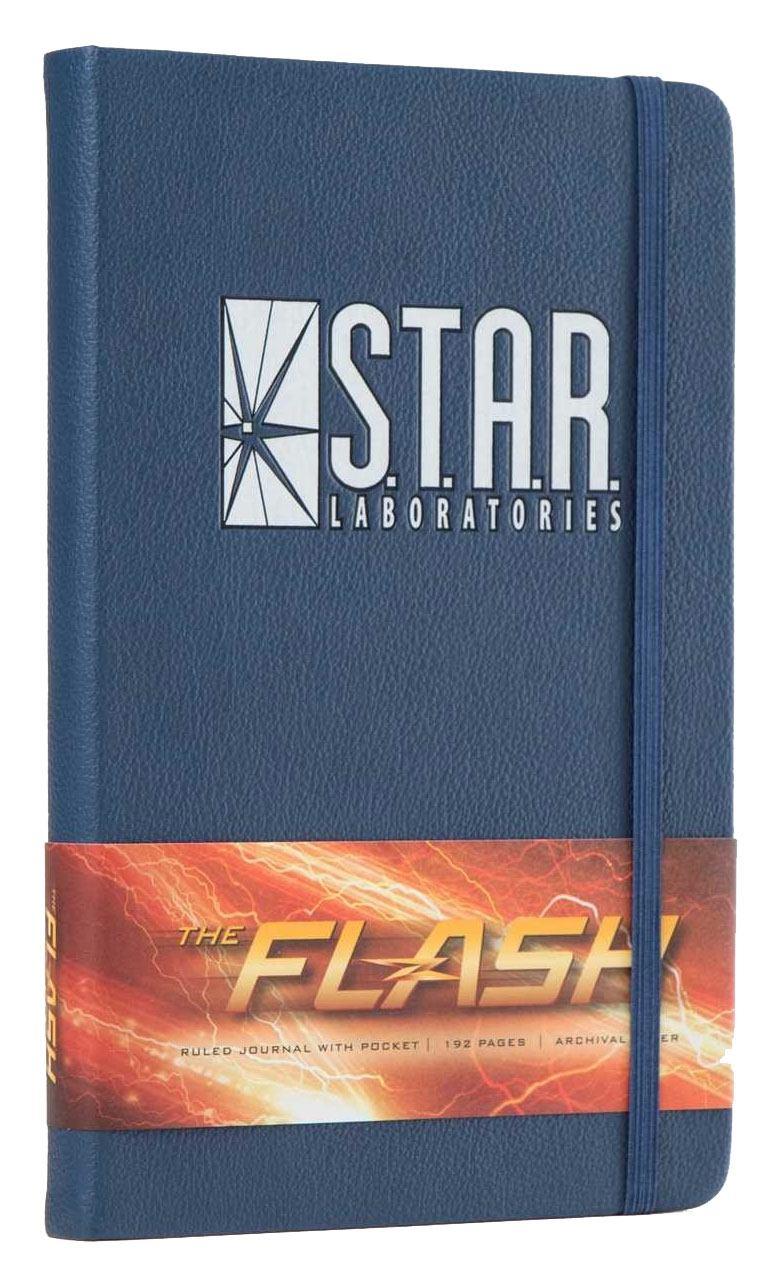 The Flash carnet de notes STAR laboratories