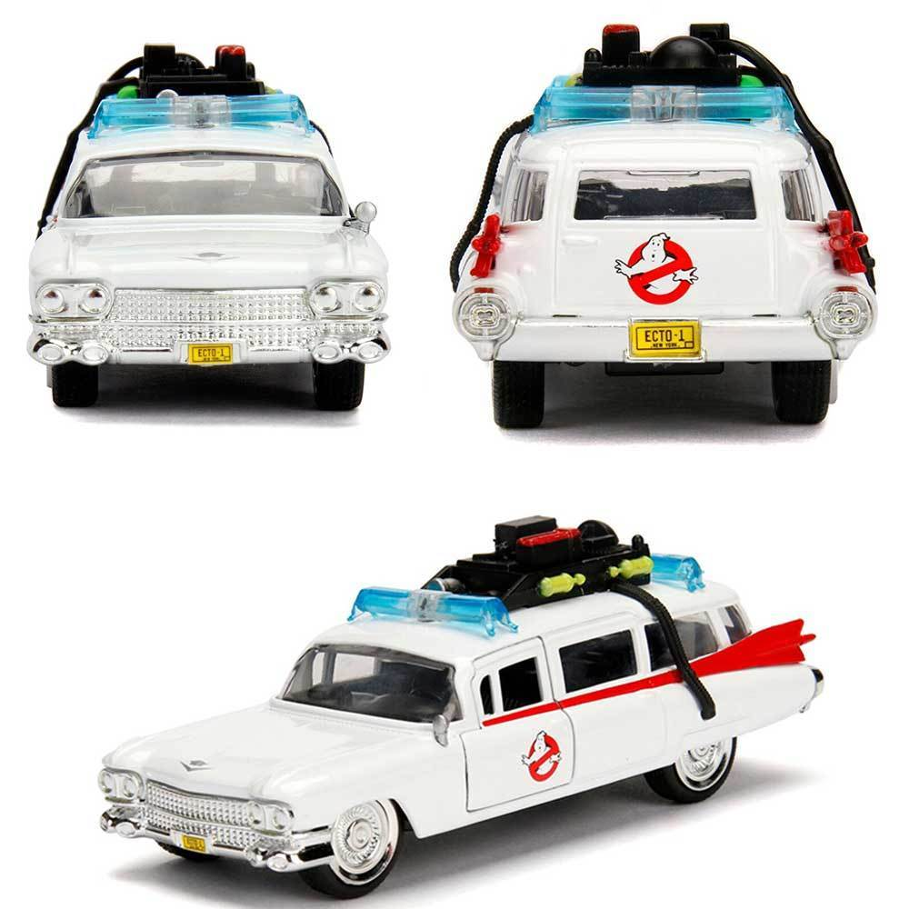 voiture-ecto-ghostbusters