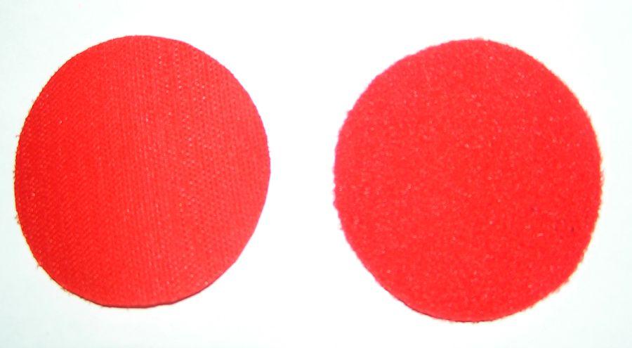 velcro-rouge