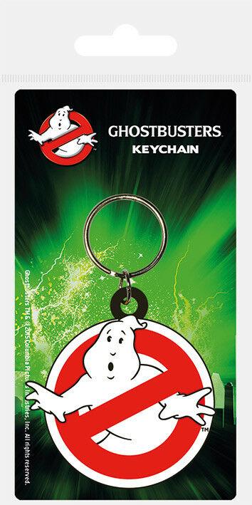 Porte clés Ghostbusters officiel logo No ghost