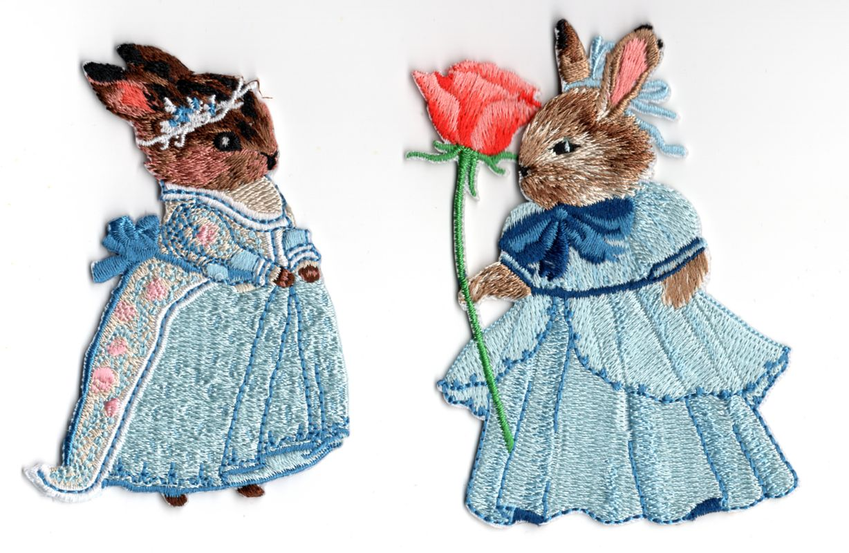 ecussons-lapin-fille
