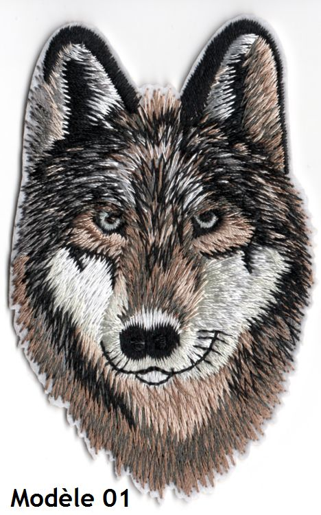 ecusson-thermocollant-loup