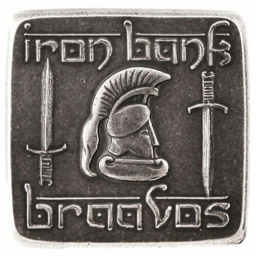 Game of thrones piece de monnaie de Braavos