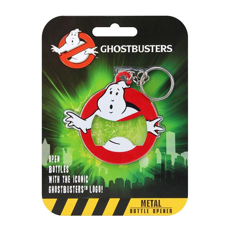 SOS Fantômes porte-clés et décapsuleur logo Ghostbusters