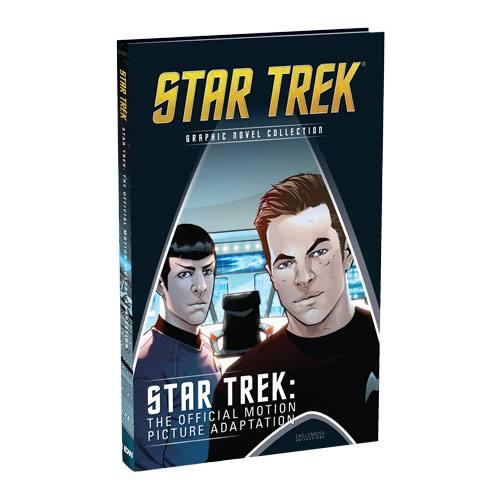 Bande dessinéee Star Trek le film 2009
