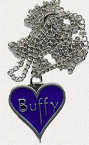 Collier Buffy contre les vampires