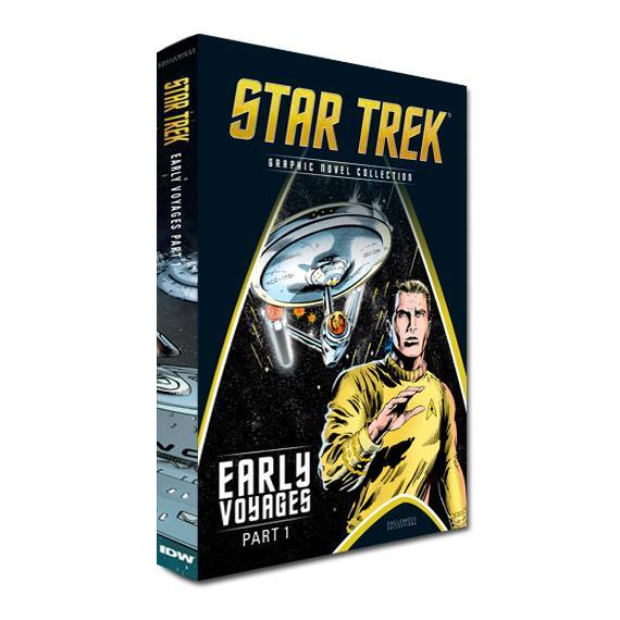 Bande dessinée Star trek-Early voyages