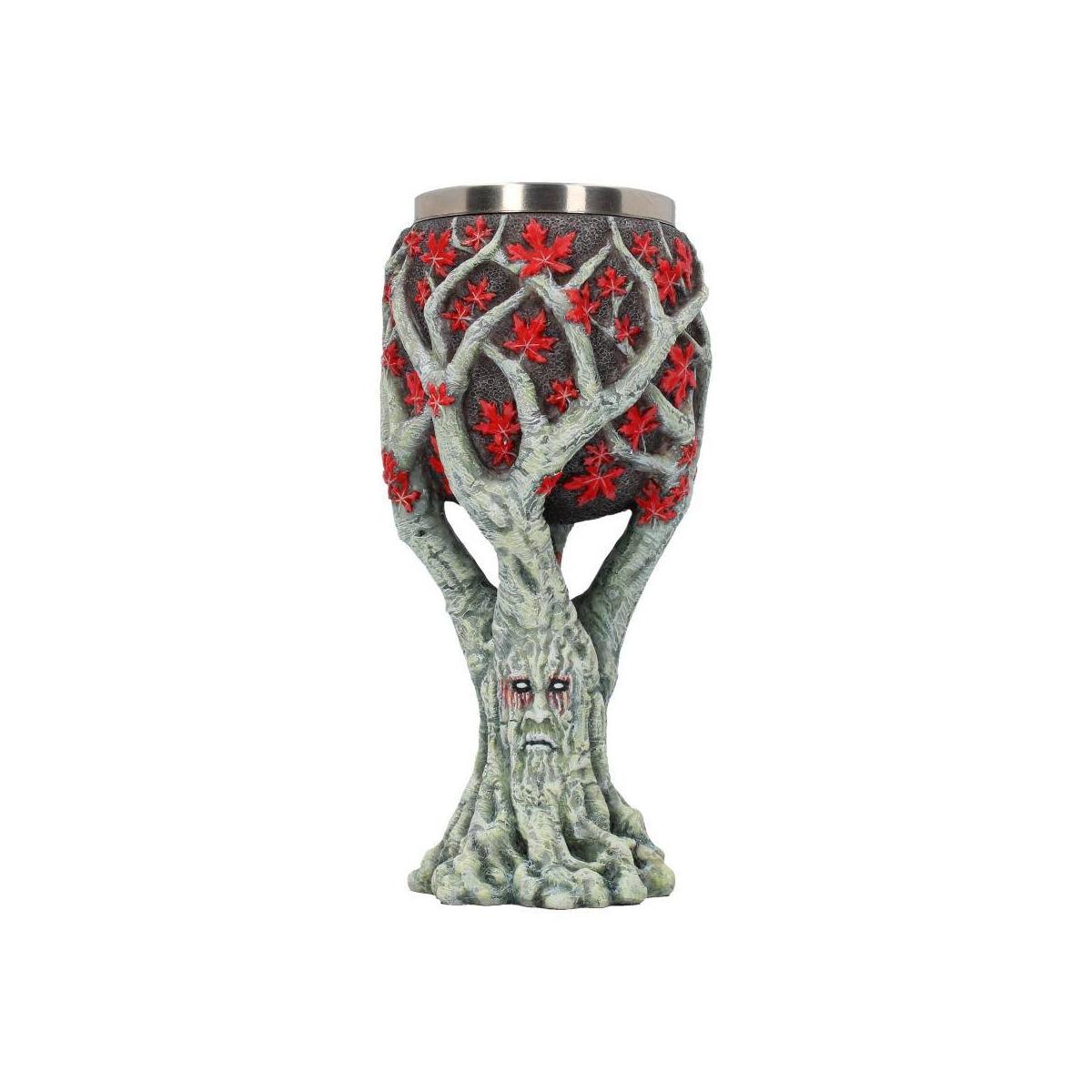 Calice game of thrones arbre de la forêt sacrée