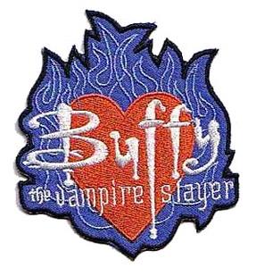 Ecusson brodé Buffy contre les vampires