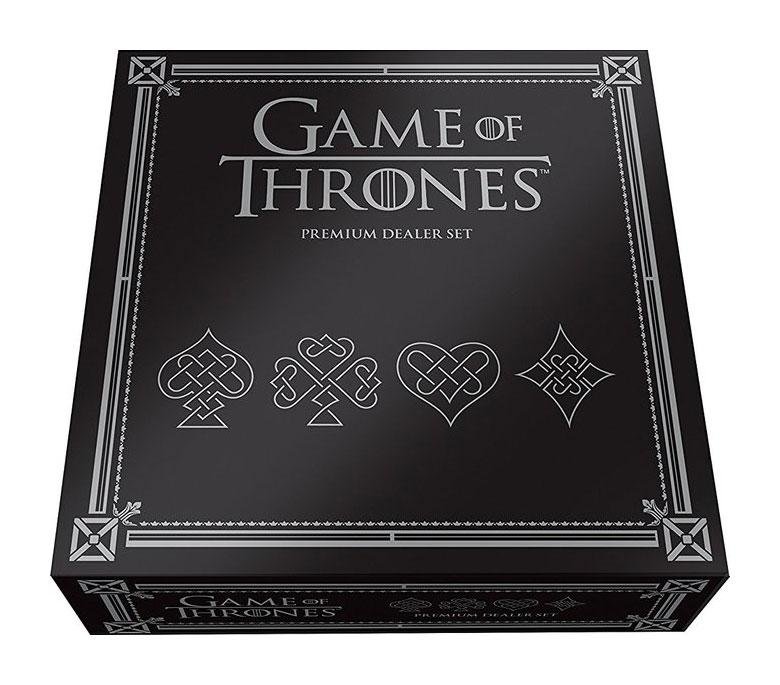 Jeu de cartes à jouer Game of thrones