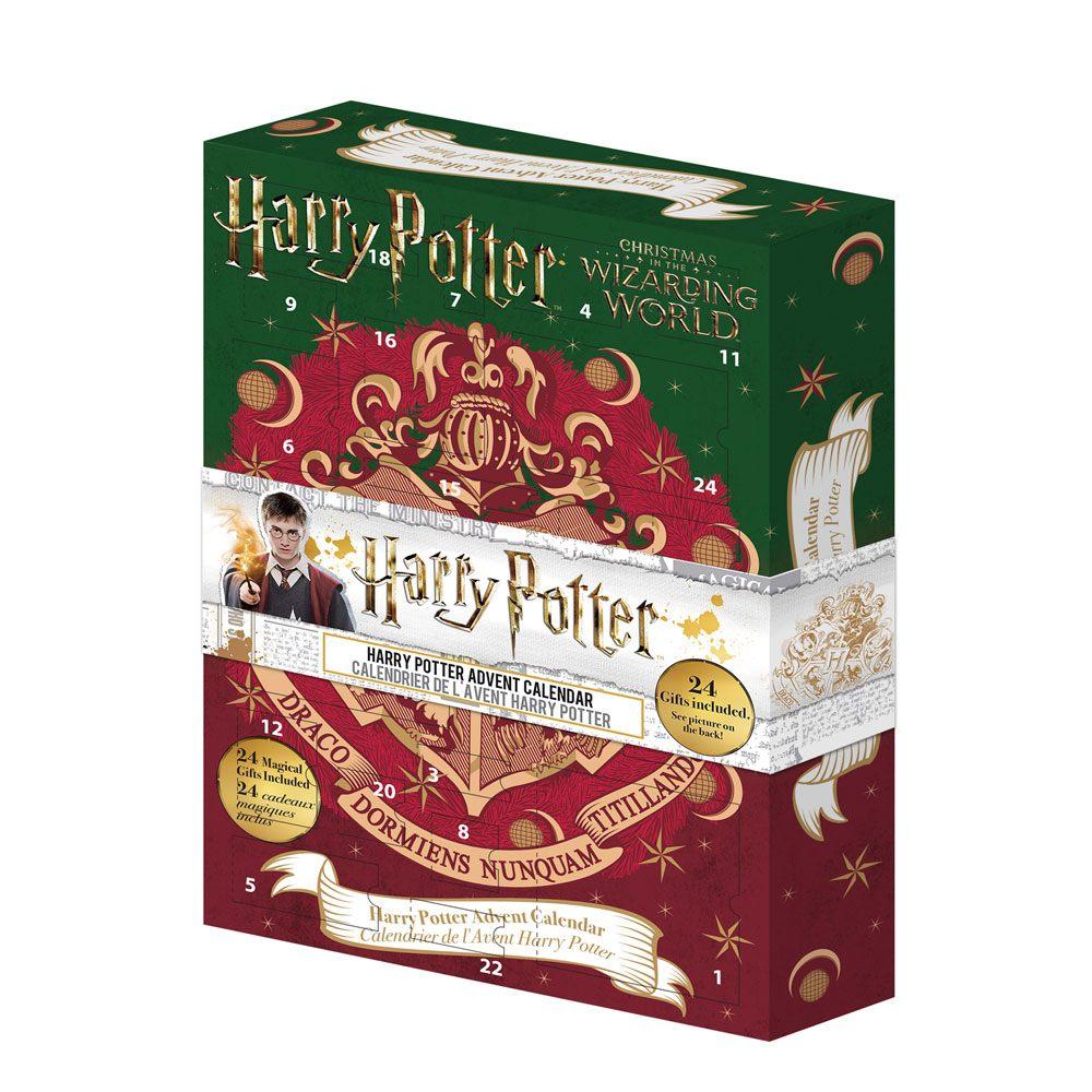 Calendrier de l\'avent Harry potter Wizarding world