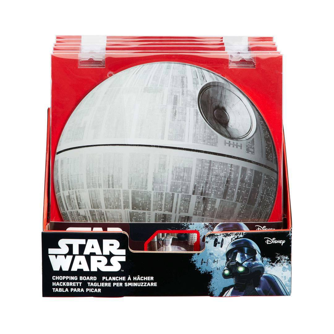 Star Wars planche à decouper etoile de la mort