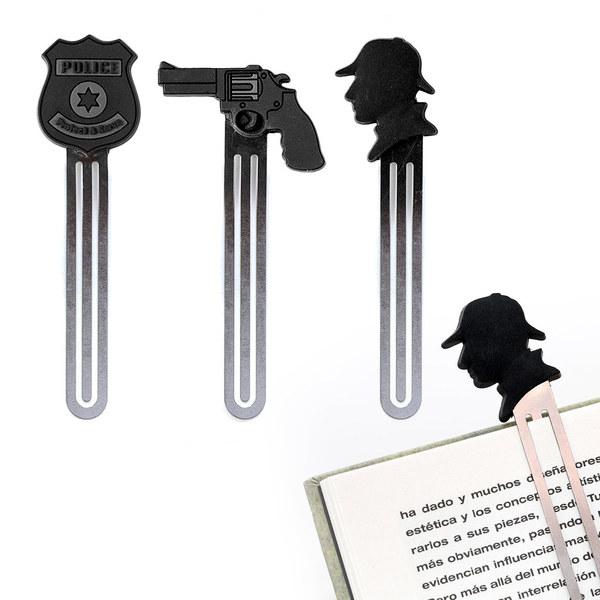 marque-pages-roman-policier