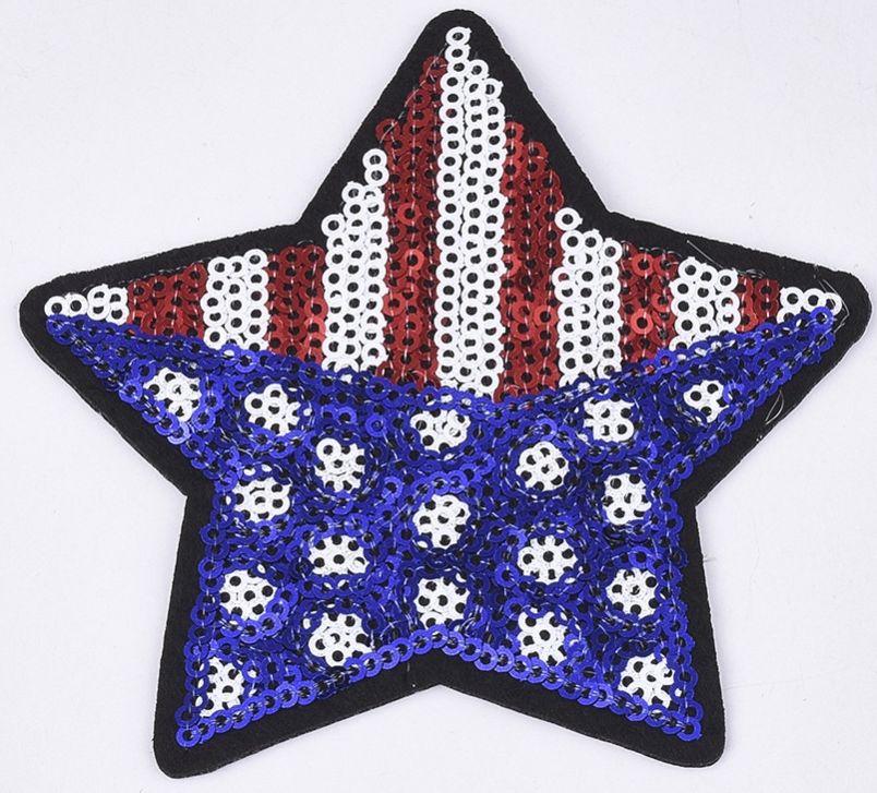 ecusson-drapeau-americain-paillettes