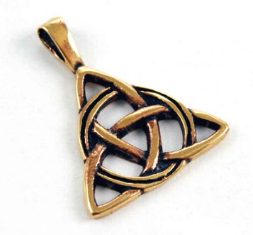 collier-bronze-symbole-triquetra