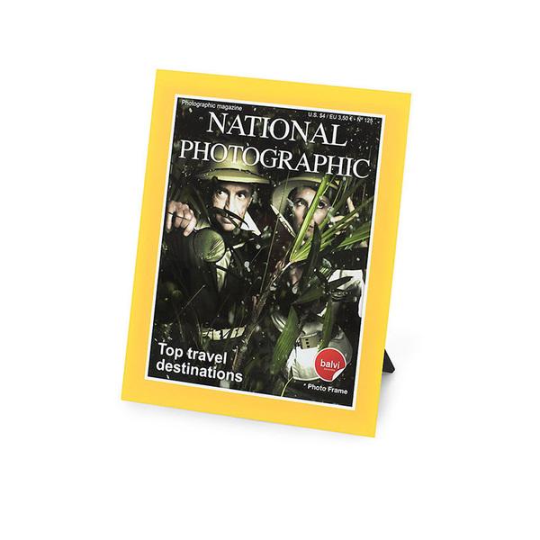 Devenez la star du magazine National geographic