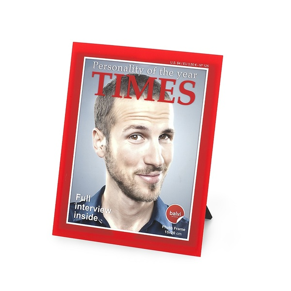 Comment faire la une du magazine Times