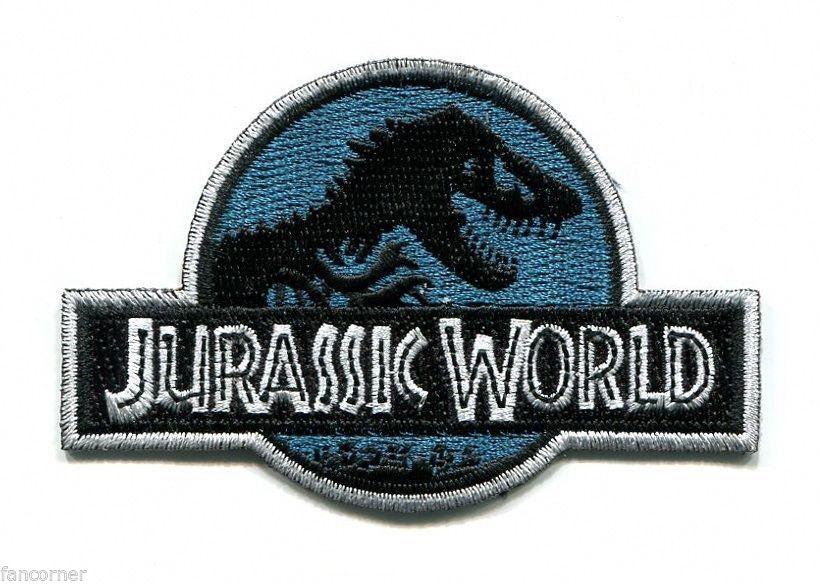 Ecusson logo guide du Jurassic World