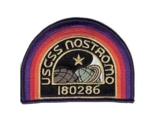 Alien Ecusson de l\'équipage du Nostromo