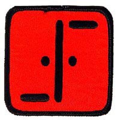 Ecusson des uniformes des envahisseurs vu dans la série V