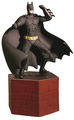 Buste en résine de Batman issu de Batman Begins