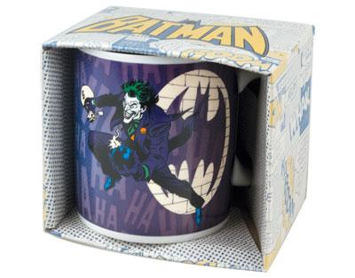 Tasse officielle en céramique Batman modèle Joker