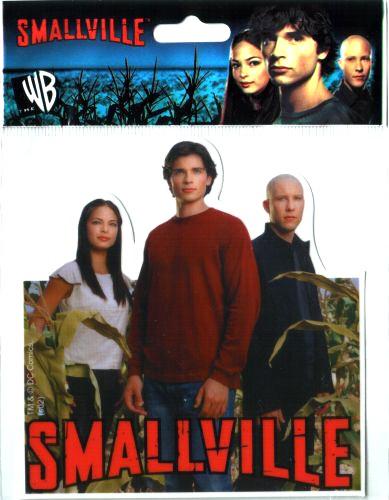 Smallville Autocollant officiel de Lana Lex et Clark