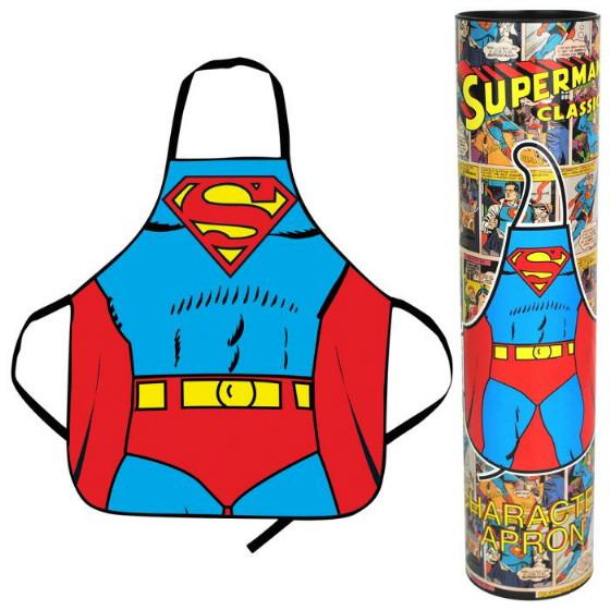 Tablier de cuisine officiel Superman
