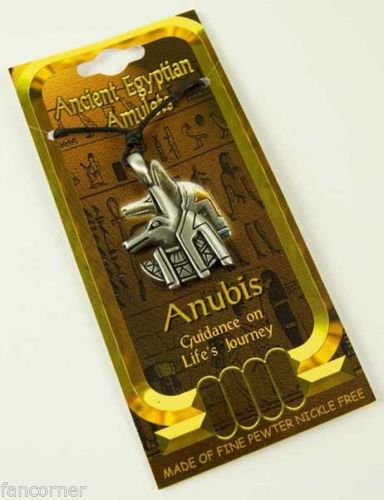 Pendentif du dieu Anubis vu dans Stargate