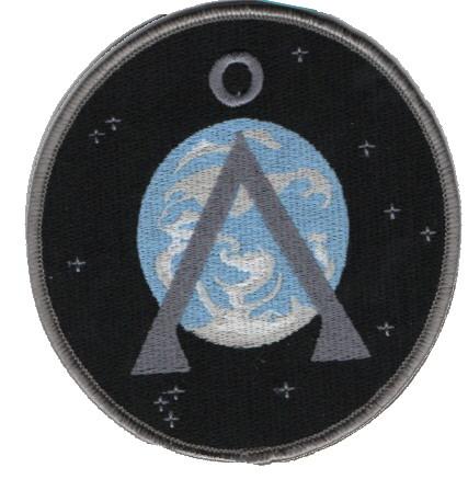 Stargate SG1 Ecusson symbole terre de l\'equipe SG1