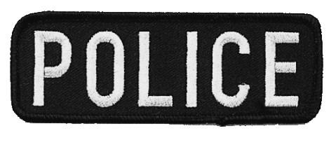 Ecusson des forces de police