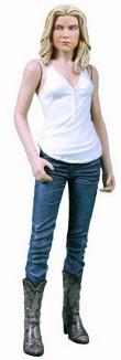 Figurine Heroes modèle Jessica Sanders series 2