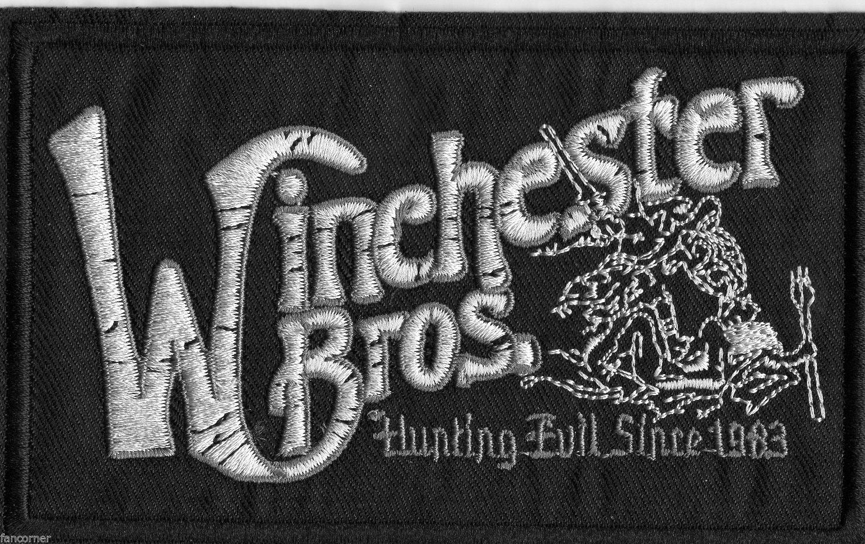 ecusson-supernatural-freres-winchester