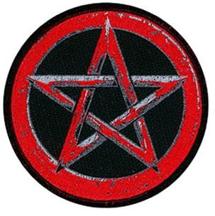 Ecusson symbole pentagramme